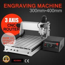 CNC mini gravírka 3040T/T4