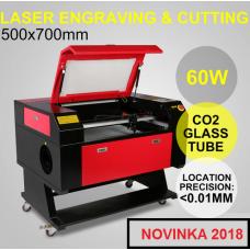CO2 laserová gravírka 60W